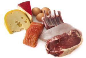proteínas animais