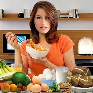 modelo dieta bulking mulher