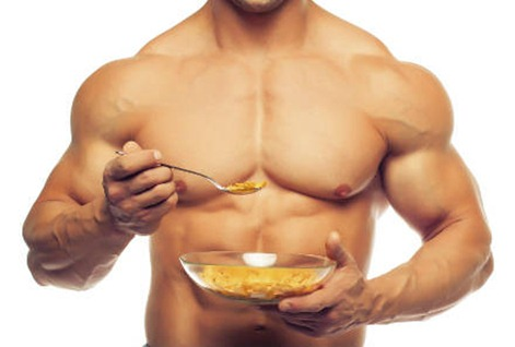 dieta para ganho de massa muscular