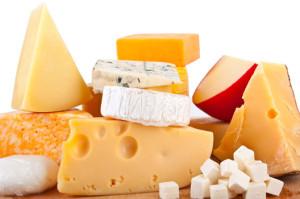queijos maturados