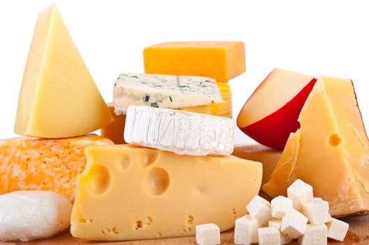 os melhores queijos