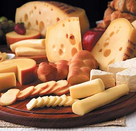 queijos maturados sem lactose