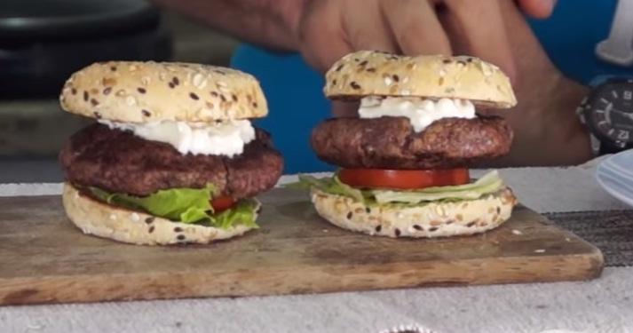 hambúrguer maromba