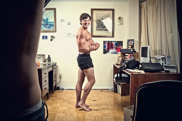 Proporção áurea da postura
