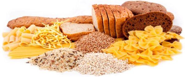carboidratos com glúten