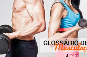 Glossário da musculação
