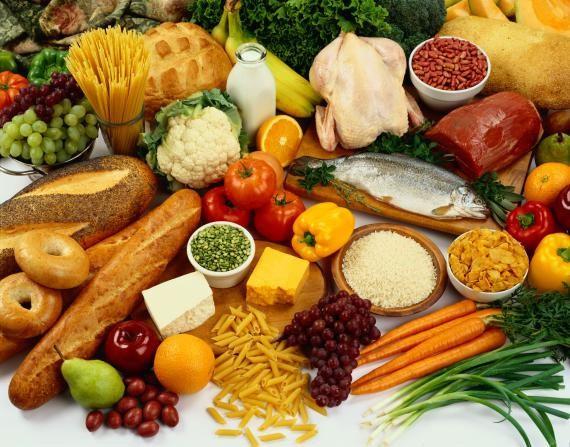 alimentos saudáveis para dieta bulking limpo