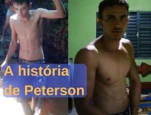 a história de peterson ectomorfo