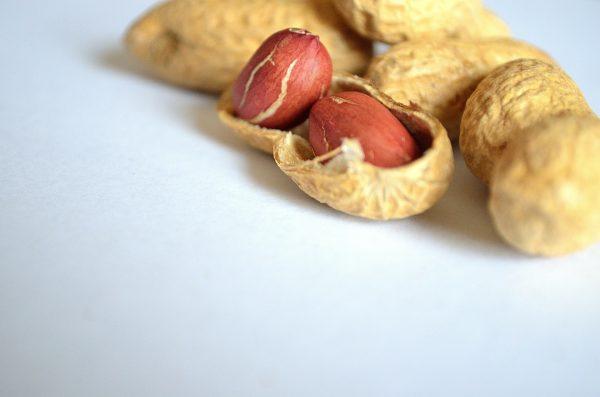 amendoim para ganho de peso
