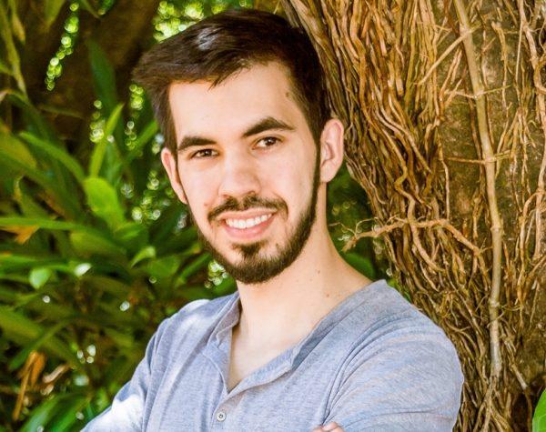 Matthaeus Carvalho de perfil